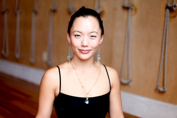 Introducing…Kim Sin, Teacher of Yoga and Stillness