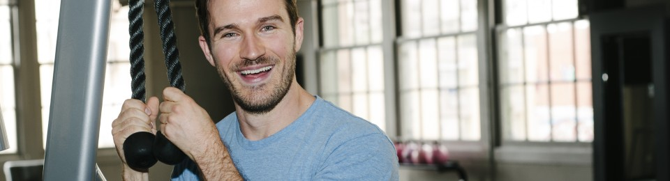Introducing…Johnny Pearman, Fitness Trainer